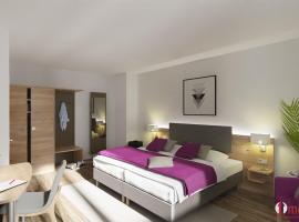 Aparthotel AVANGARD Living, Hotel in Forchheim