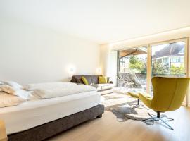 Hotel Gartenresidence Zea Curtis, apartment in Merano