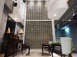 Cho Hotel 3, hotel v Taipeju