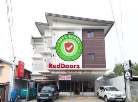 RedDoorz Plus @ Diola Villamonte Bacolod, отель в городе Баколод