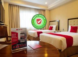 RedDoorz Premium @ Rimando Road Baguio, hotel in Baguio