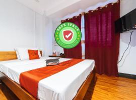 RedDoorz @ Rosario Street Bacolod, отель в городе Баколод
