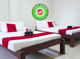RedDoorz @ VP Inting Street, hotell i Tagbilaran City
