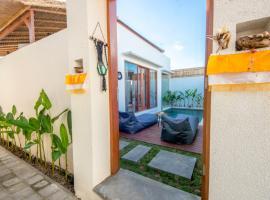 kiki village private villa, apartment in Canggu