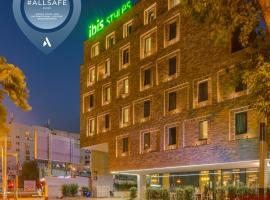 ibis Styles Bucharest City Center, hotel in Bucharest