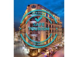 Hotel Zurich Istanbul, hotel in Istanbul