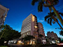 Y's Inn Naha Oroku Ekimae, hotel in Naha