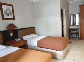 Yehezkiel Hotel Lembang, hotel in Bandung