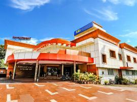 FabHotel Kangappadan Residency Ramavarmapuram, accessible hotel in Trichūr