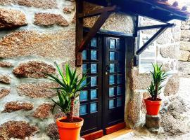 Casa Bento Teixeira, hotel en Belmonte