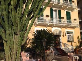 Hotel Villa Igea, hotel in Alassio