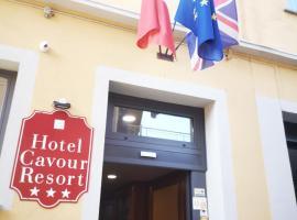 Hotel Cavour Resort, hotel a Moncalieri