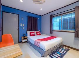 OYO 75322 Tha Burapa Resort Bangsean, hotel in Bangsaen