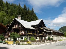 Familiengästehaus Aumühle, hotel in Filzmoos