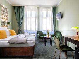 Hotel Amber, hotel a Cracovia, Centro Storico di Cracovia