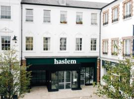 Haslem Hotel, hotel in Lisburn