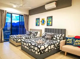 Home Sweet Home T2-707 Midhill Genting Highland [WiFi], apartment in Genting Highlands