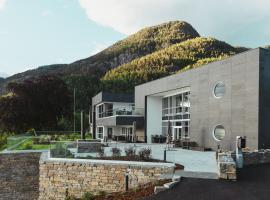Hardanger House, hotell i nærheten av Hardangervidda i Jondal
