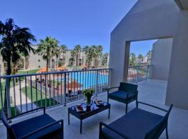 Super Pool View! Beachfront property Cant miss the fun! Pet Friendly, vacation rental in South Padre Island