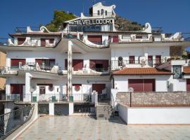 Hotel Vello d'Oro, hotel a Taormina