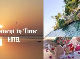 Moment in Time Hotel, hôtel à Marumbi