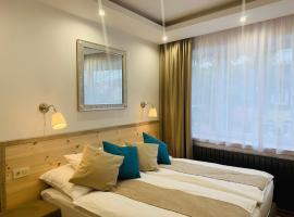 Egria Apartments, hotel Egerben