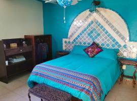 Casa de Colores, hotel in Guanajuato