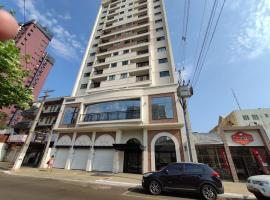 Apartamento no centro, apartment in Foz do Iguaçu