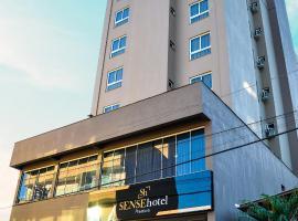 Sense Hotel Premium, hotel em Capinzal