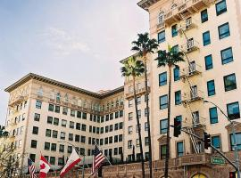 Beverly Wilshire, A Four Seasons Hotel, hôtel 5 étoiles à Los Angeles