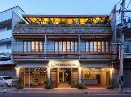 Hidden Garden Hostel, hostel in Chiang Mai