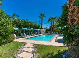 BelleVue Oasis, hotel near Palm Springs International Airport - PSP, Palm Springs
