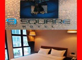 9 Square Hotel - Subang, hotel u gradu 'Subang Jaya'