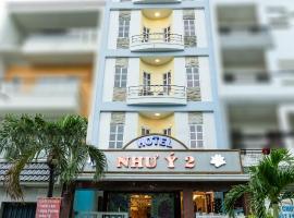 Hotel Nhu Y 2, hotel in Ho Chi Minh City