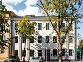 Kamienica Zamenhofa - Apartamenty na wynajem, apartment in Białystok
