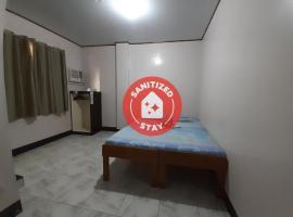 OYO 629 Don Pablo Lodge, отель в Пуэрто-Принсеса