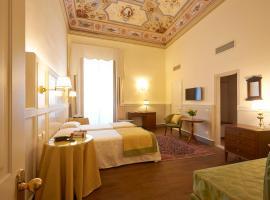 Hotel Firenze Capitale, отель во Флоренции