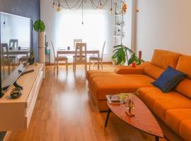 Housingleon- Casa Oliva con Garaje, apartment in León