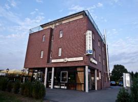 Hotel Manu, Hotel in der Nähe von: Universität Paderborn, Paderborn