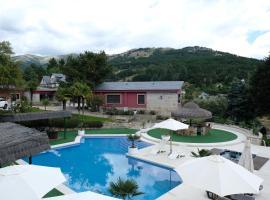 El Barranco de Miraflores, casa de férias em Miraflores de la Sierra