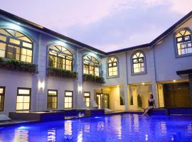 The Grandmaster Hotel, hotel sa Tagaytay