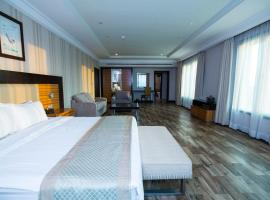 Rawda Suites Hotel, serviced apartment in Jeddah