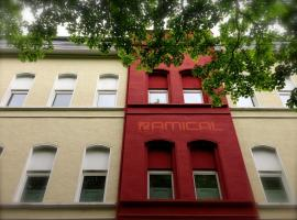 Amical Hotel, boutique hotel in Wuppertal