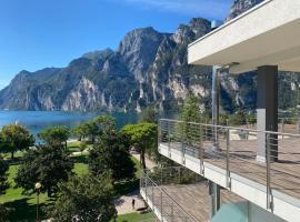 Hotel Bellariva, hotel a Riva del Garda