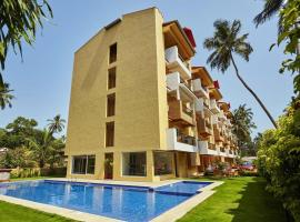 Veera Strand Park Serviced Apartments, apartment in Calangute
