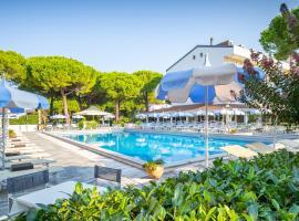 Hotel Al Cigno, hotel in Lignano Sabbiadoro