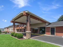 Quality Inn & Suites Downtown Walla Walla, hotel in Walla Walla