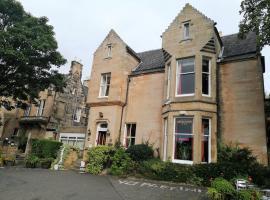 Cumberland Hotel, hotel v Edinburghu