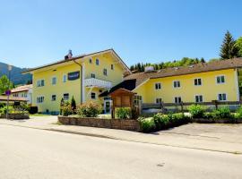 Culture Hotel Bad Kohlgrub- Bavaria Dream Hotel, hotel near Kolbensattelbahn, Bad Kohlgrub