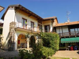 Casa Patrone, homestay in Nebbiuno